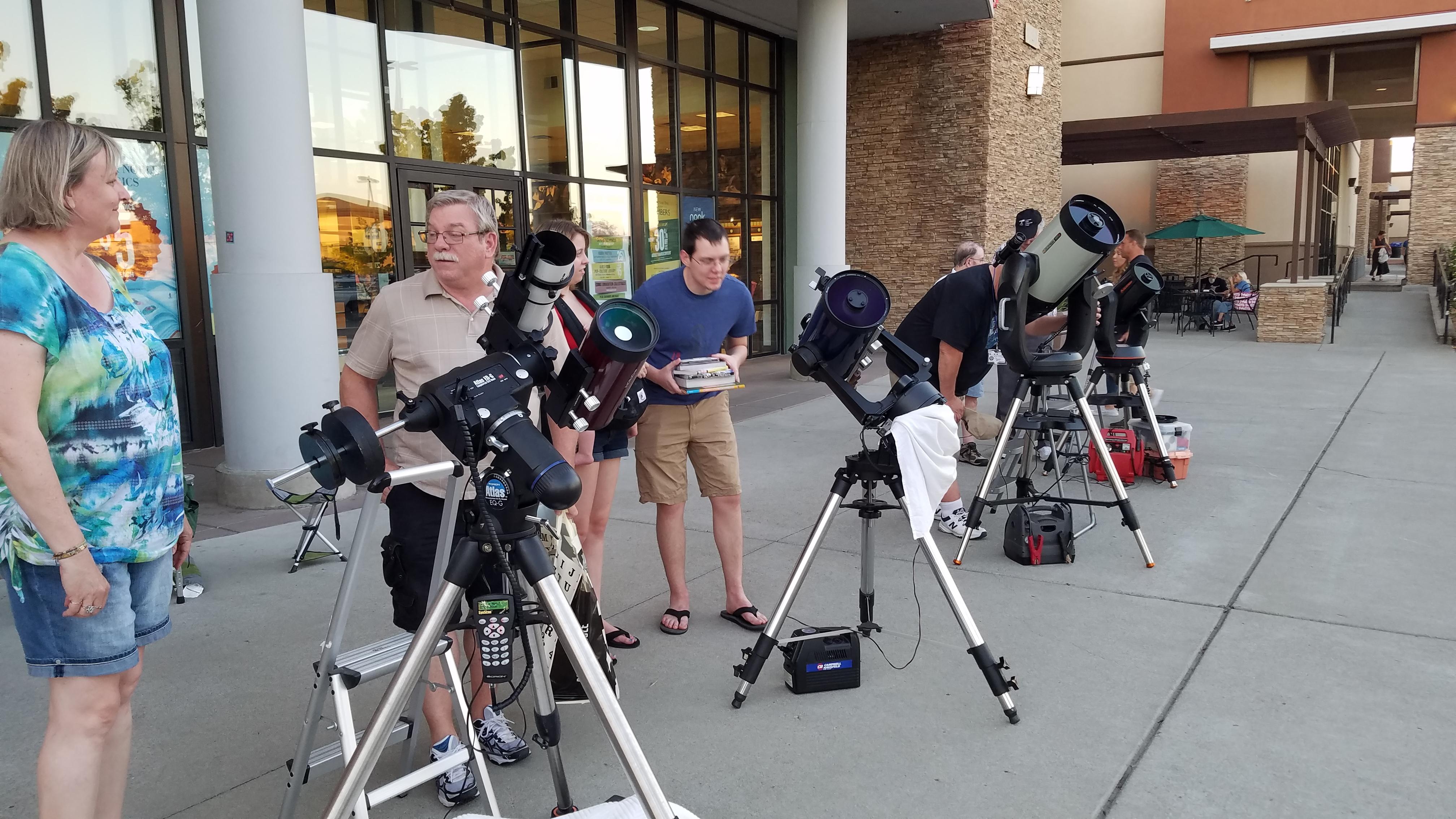 SVAS - Sacramento Astronomy